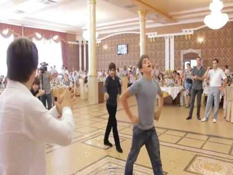 Amazing dance by a boy in Paris