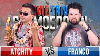 Matt Atchity VS Tim Franco - Movie Trivia Schmoedown