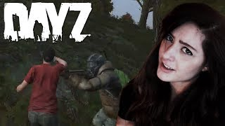 GUN vs FIST (DayZ Standalone w/ Bren, Chief, & Bunni)