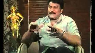 Chiru About Pawan Kalyan  360p)