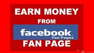 Do you know that, if have thousands of fans on your facebook like page , thene can earn huge money from page. turn fan in...