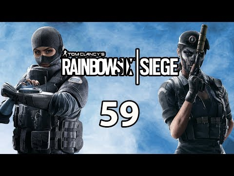 Northernlion and Friends Play: Rainbow Six: Siege! [Episode 59: Twitch and Caveira]