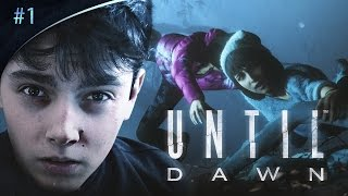 Until Dawn #1 - PROLOG + KONKURS