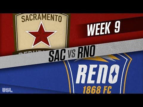 Sacramento Republic FC vs Reno 1868 FC: May 12, 2018