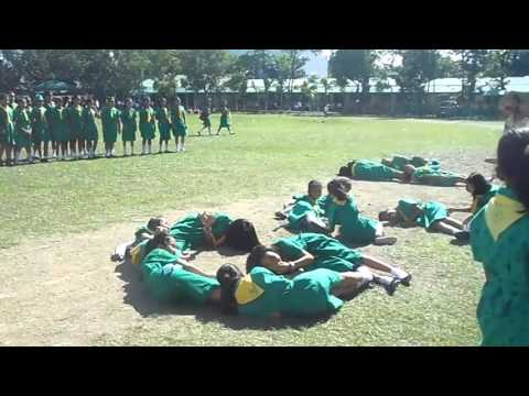 Girl Scout Song and Yell (San Miguel Elementary School, Bulacan)
