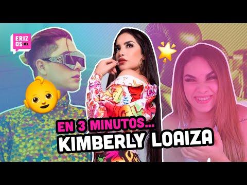 ¿Quién es la YOUTUBER Kimberly Loaiza la LINDURA MAYOR y de dónde salió? | En 3 minutos