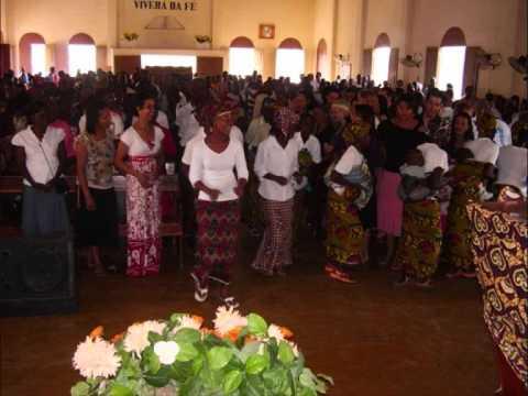 1ª parte - Fotos - 14 anos da IPR em Angola. Missª Vera L. Rissatowmv