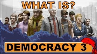 Niko  plays Democracy 3 - turning United states into a utopia for liberals