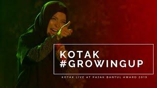 Kotak Growing Up Live Pajak Bantul Award