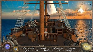 Hidden Object Adventure: Captain Nemo (Trailer)