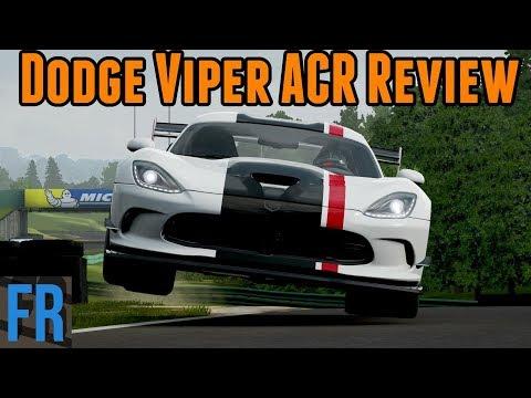 Forza 7 Car Reviews - Dodge Viper ACR