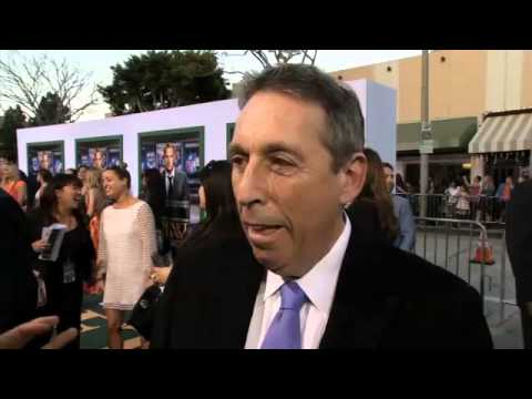 Ivan Reitman interview   director and original voice of Slimer talks 'Ghostbusters 3' at 'Draft Day'