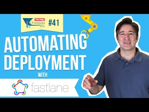 Automating Your App Deployment with Fastlane - YouTube