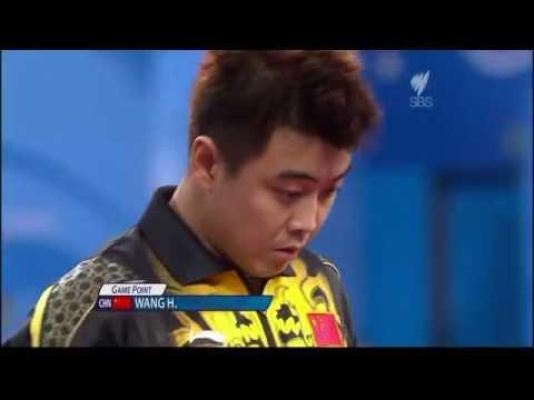 Beijing Olympics 2008 - Australia v China Teams 1st Round