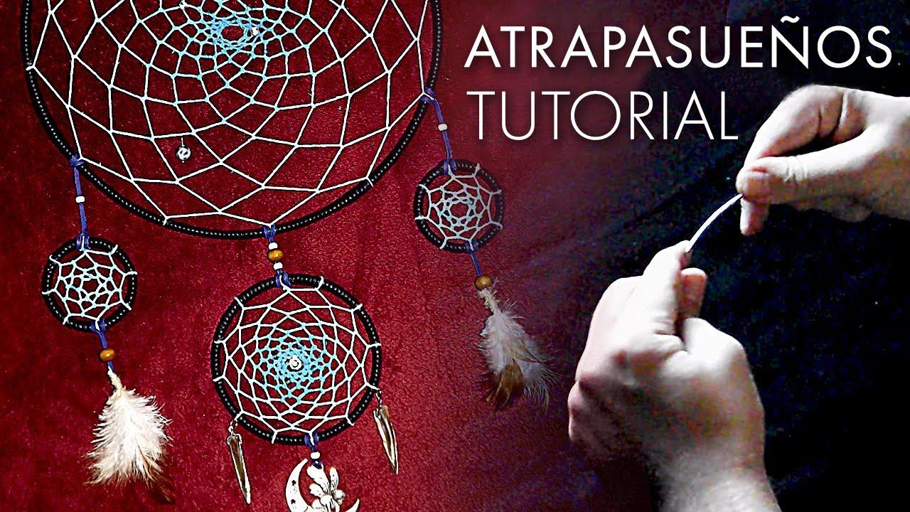 Cómo Hacer Un Atrapasueños Fácil Paso A Paso How To Make A