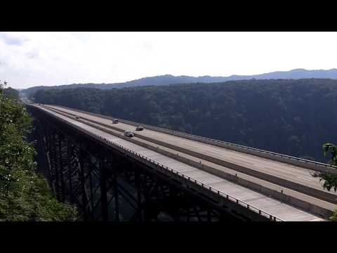 New River Gorge Bridge - US 19 West Virginia
