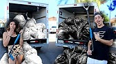 Who Can Pick up the Most Trash in 24 HOURS - Challenge