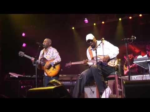 Wayman Tisdale Tribute-Part 1-Wayman's last Jazz Cruise in Jan 2009