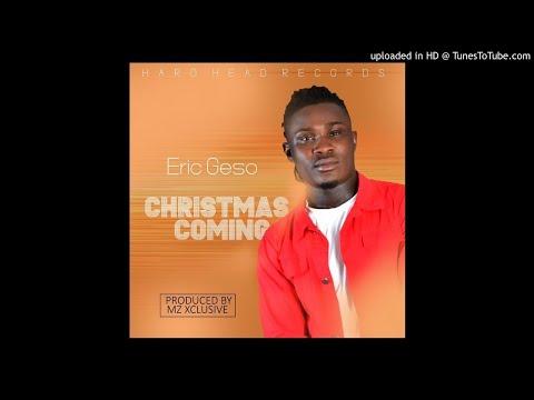 Eric Geso - Christmas Coming