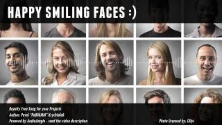 Royalty Free Music - Happy Smiling Faces - Happy/ Indie pop/ Upbeat
