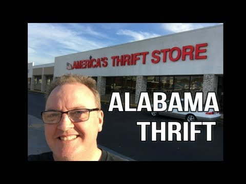 University of Alabama, Americas Thrift Store, Russell Stover Outlet Store