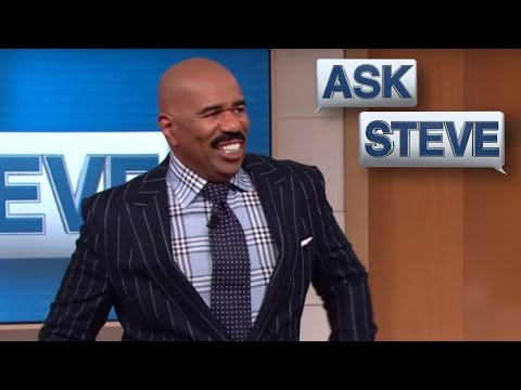 Ask Steve: Want Breasts Like Kim Kardashian || STEVE HARVEY
