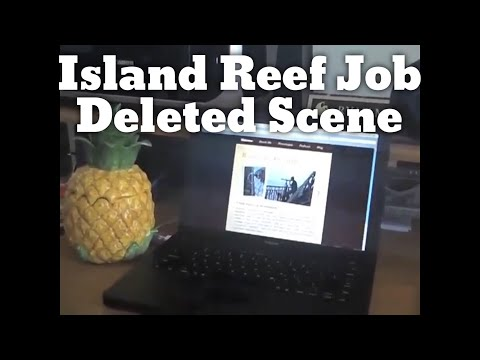 Pineapple Podcast: Island Reef Deleted Scene