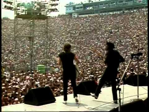 George Thorogood & The Destroyers Live AID 1985