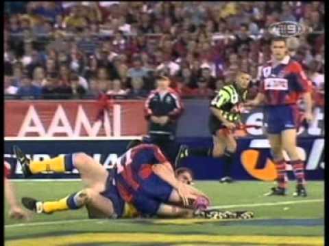 2001 NRL Grand Final (Newcastle Knights vs Parramatta Eels)
