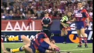 2001 NRL Grand Final (Newcastle Knights vs Parramatta Eels)