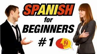 Learn Spanish Conversation #1 - Greetings and Introductions for beginners