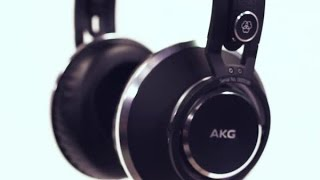 AKG K872 Product Overview Video