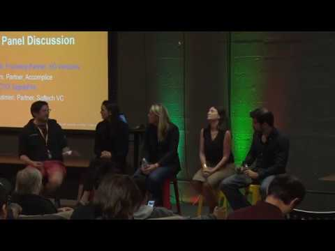 AWS Startup Day San Francisco - VC Panel Discussion