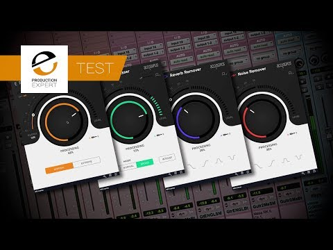 Testing Accusonus ERA Bundle Standard Plug-ins - Are They Any Good At Repairing Noisy Audio?