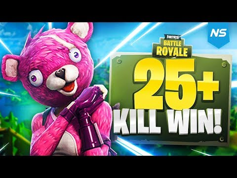 The Duo is Back! 25+ Kill Win with BigTymer! // Fortnite Battle Royale