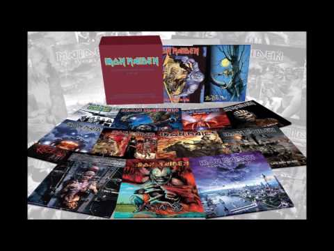 IRON MAIDEN new vinyl album re-issues! - Attila's Fronz reads 'mean tweets' about himself!