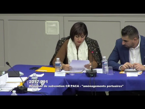 Conseil municipal 05 12 2017