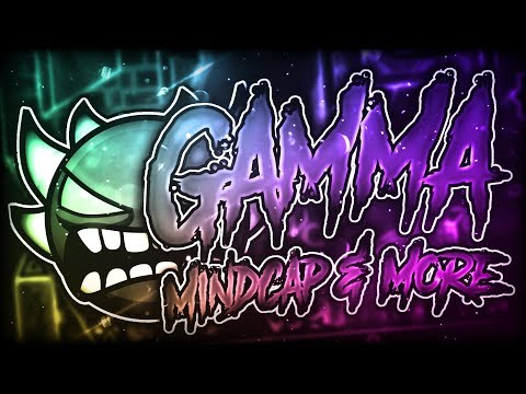 Gamma 100% by MindCap (Extreme Demon) | GD 2.1