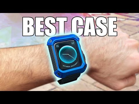 Apple Watch Series 4 Protection Cases Review