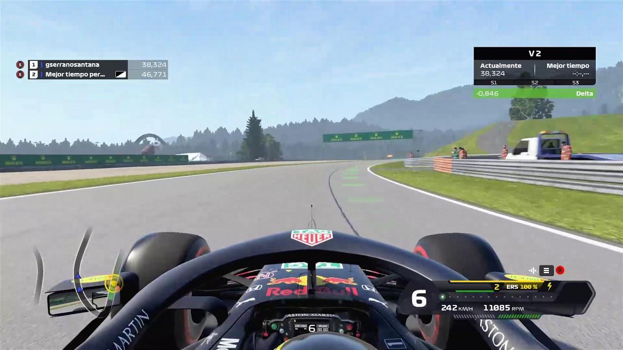 Vuelta al Circuito de Austria en F1 2020 - YouTube