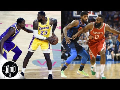 NBA Christmas Day matchups feature stars and storylines | The Jump