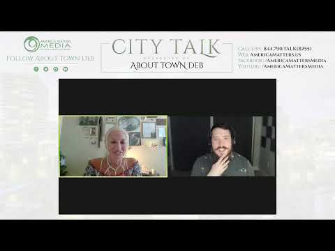 About Town Deb Presents City Talk - 07/01/20