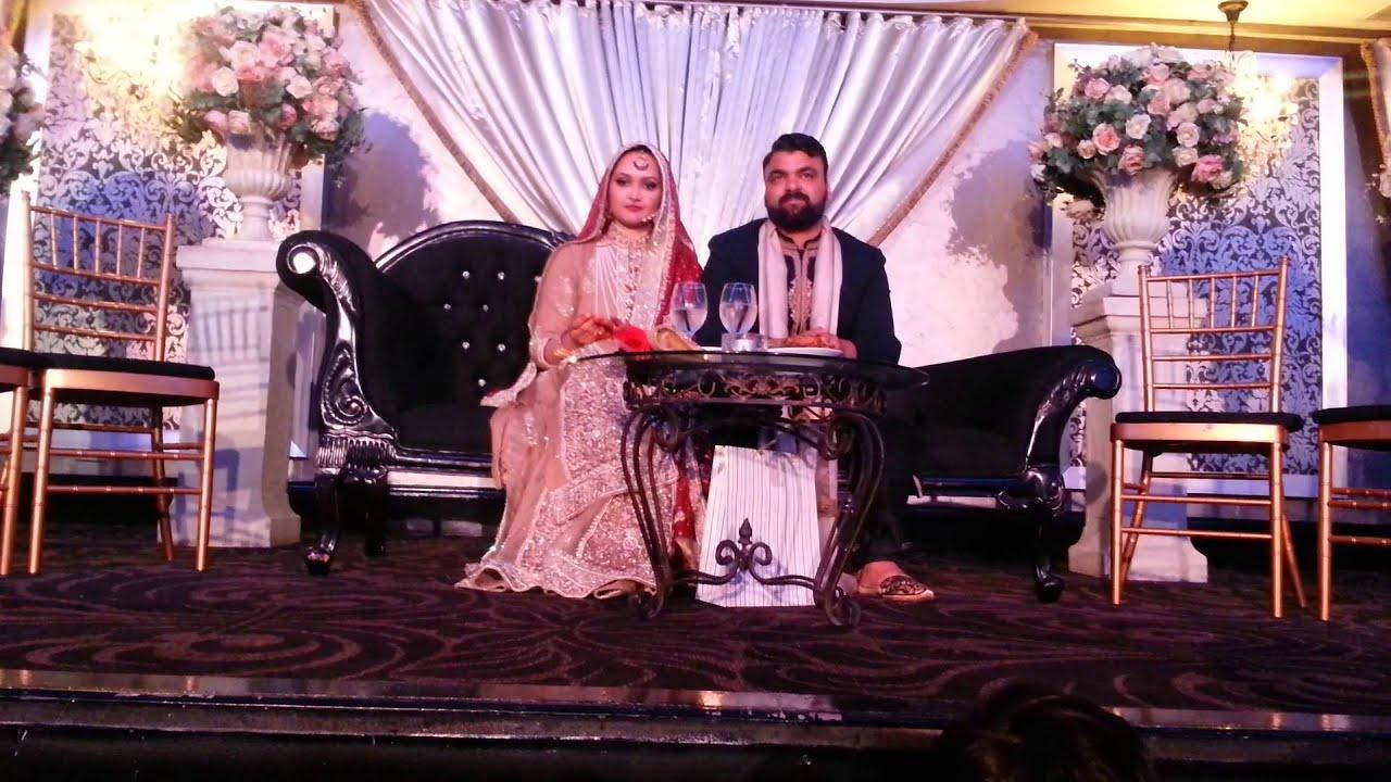 Tariq mirza\'s speech at wedding Reception of his son Zeeshan Mirza ...
