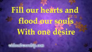 Casting Crowns  - Thrive  - Lyrics
