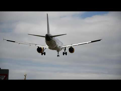 Plane spotting at Cardiff International (CWL)