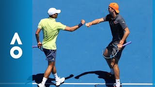 Kubot/Melo v Mclachlan/Struff match highlights (QF) | Australian Open 2018