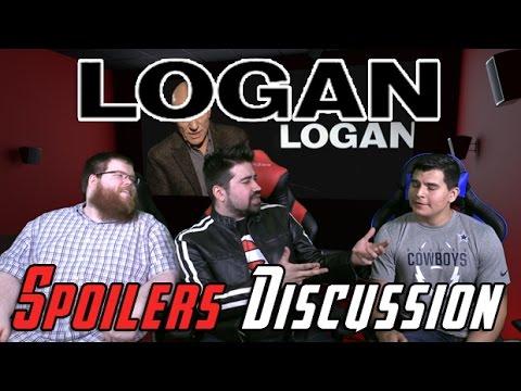 LOGAN Spoilers Discussion