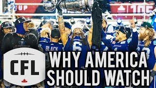 Why America Should Watch the CFL