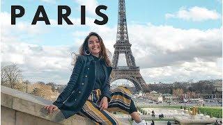 FIRST TIME IN PARIS (Paris vlog)