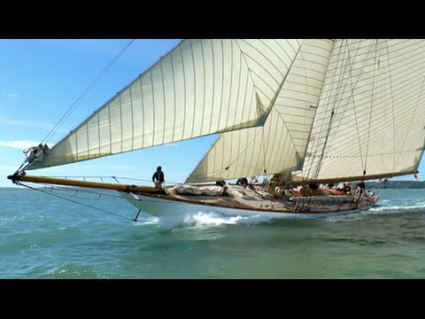 Royal Yacht Squadron Bicentenary – Film – The Spirit of Yach